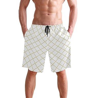 Amazon.com: Golden Foil - Pantalones cortos de playa para ...