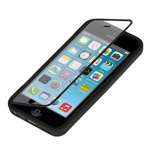 127 opinioni per kwmobile Cover in silicone per Apple iPhone 5C- Custodia Full Body Case