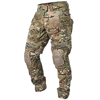 IDOGEAR G3 Army Combat Pants Knee Pads
