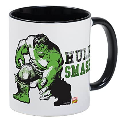 Color Splash Mug Coffee Cafepress MugCup Hulk Unique qSVpUzM