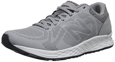 New Balance Womens Arishi v1 Luxe Fresh Foam Running Shoe, Steel, ...
