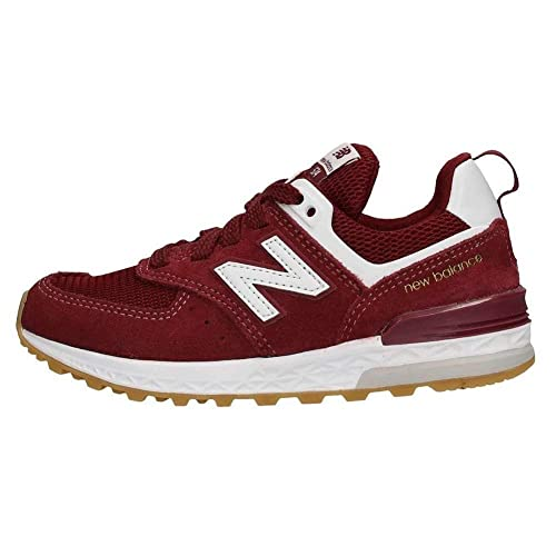 new balance 574 femme bordeaux amazon
