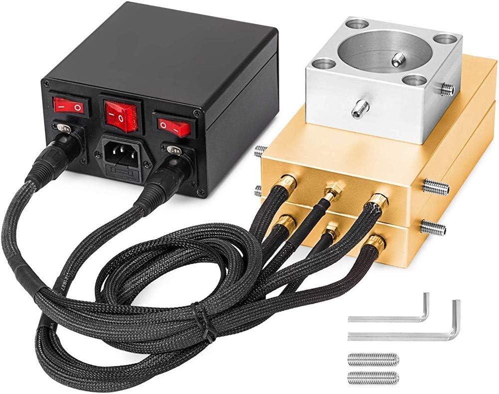 S SMAUTOP Kit de prensa de calor, 4