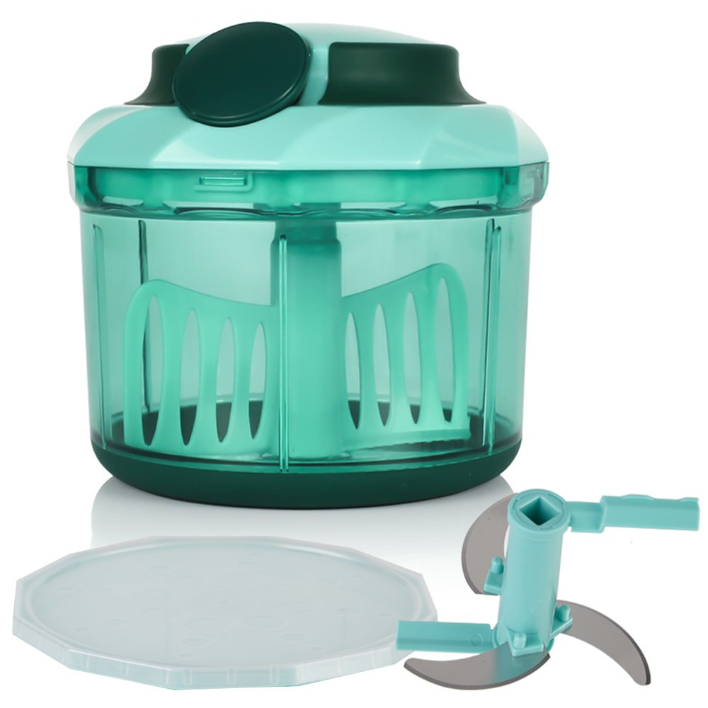 Amazon.com: AWESON Kitchen Manual Chopper Blender- Mincer/Mixer ...