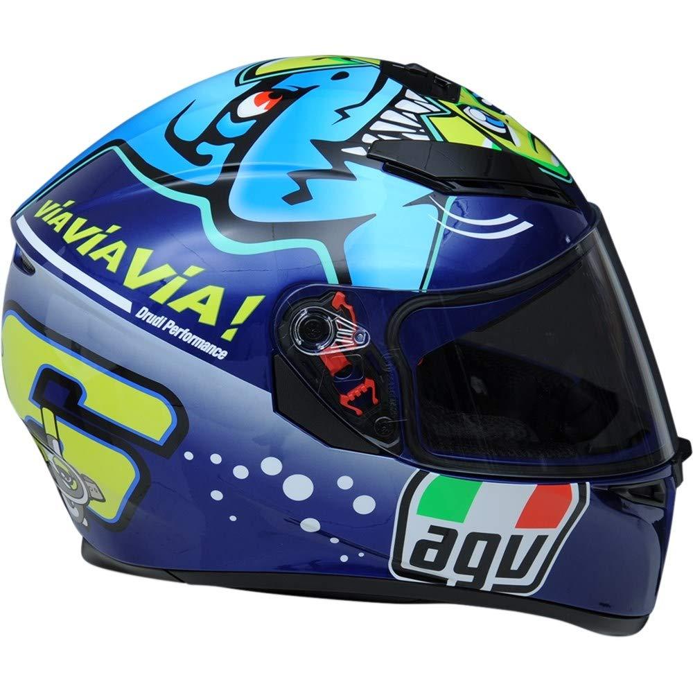 Agv K3 Sv Helmet Misano 2015 X Large Blue Buy Online In Aruba At Aruba Desertcart Com Productid 180773821