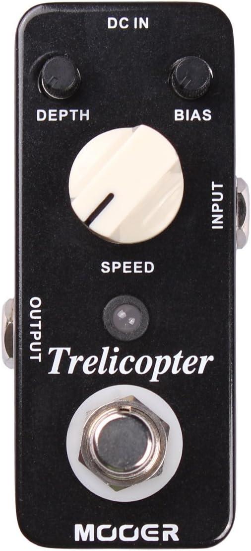 Mooer TRELICOPTER - Pedal de efectos