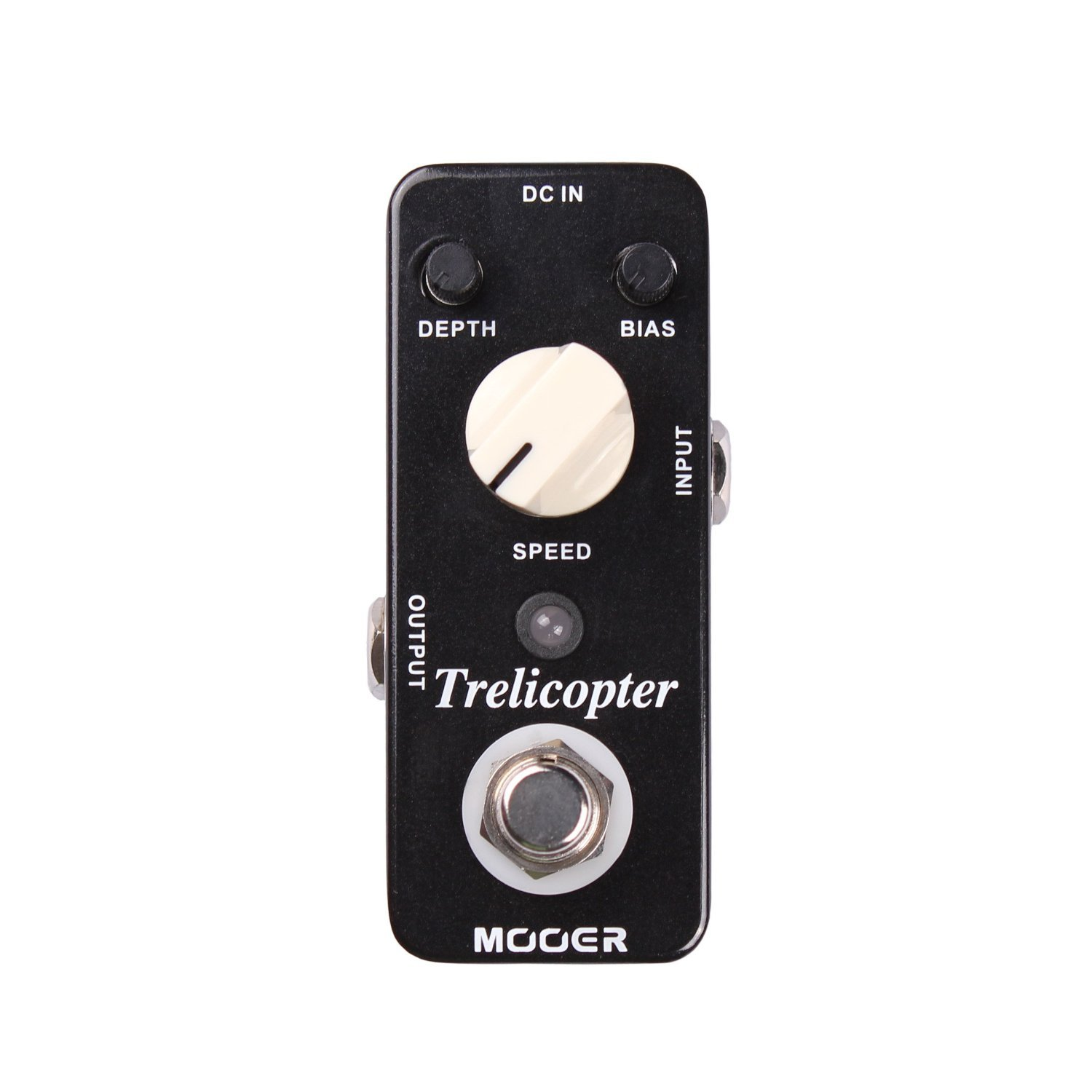 Trelicopter Tremolo Optical  Mooer Shim Verb Pédale Reverb 3 modes  Room spbague shimmer