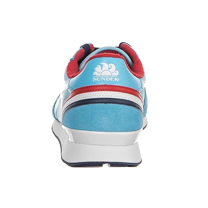 Scarpe Amazon it Camaro Blue E Blue Sundek Atoll Diadora Sneakers TYBYO