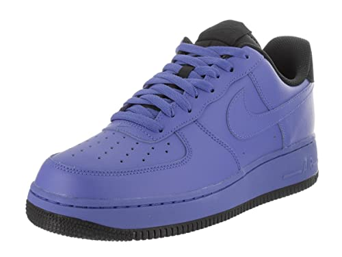59bc23d7f97 NIKE AIR Force 1  07 Sneakers Blue 315122 420  Amazon.co.uk  Shoes ...