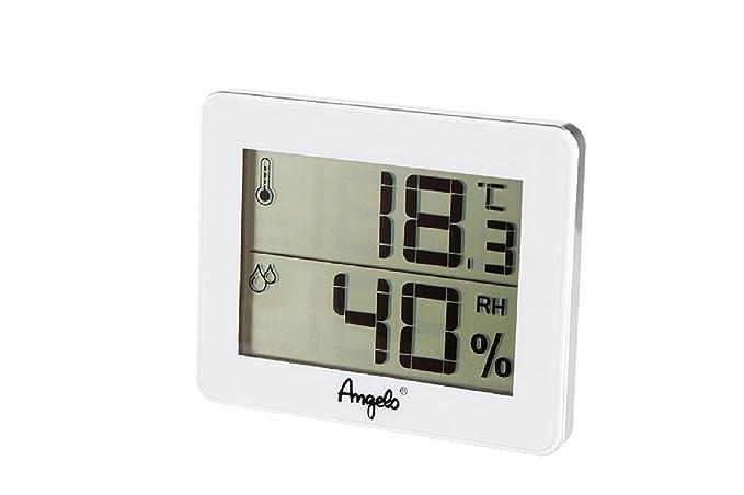 2 opinioni per Igrometro termometro digitale di marca Angelo Humidor Umidificatore