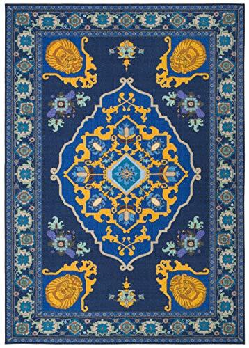 (Safavieh Collection Inspired by Disney'sliveactionfilm Aladdin - Magic Carpet Rug (3'3