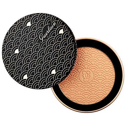 GUERLAIN TERRACOTTA GOLD LIGHT - GOLD BRONZING POWDER 20g. # 2017 Limited Edition - Guerlain Limited Edition