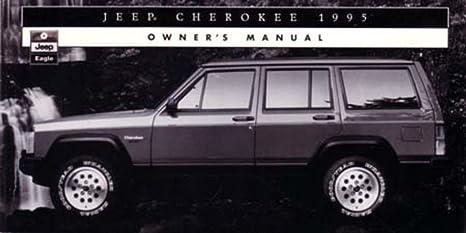 amazon com bishko automotive literature 1995 jeep cherokee owners rh amazon com jeep cherokee owners manual 2016 jeep cherokee owners manual 2014