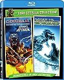 Godzilla Against Mechagodzilla (2002) / Godzilla, Mothra, and King Ghidorah: Giant Monsters All-Out Attack - Set [Blu…