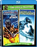 Godzilla Against Mechagodzilla (2002) / Godzilla, Mothra, and King Ghidorah: Giant Monsters All-Out Attack - Set [Blu-ray]