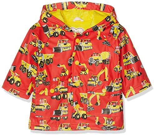 Hatley Baby Boys' Classic Printed Raincoat