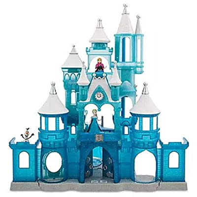 Frozen Holiday Wish Walt Disney World Castle Play Set: Toys & Games