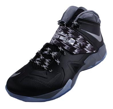 nike zoom soldier VII PP mens hi top basketball trainers 609679 lebron james  (uk 12