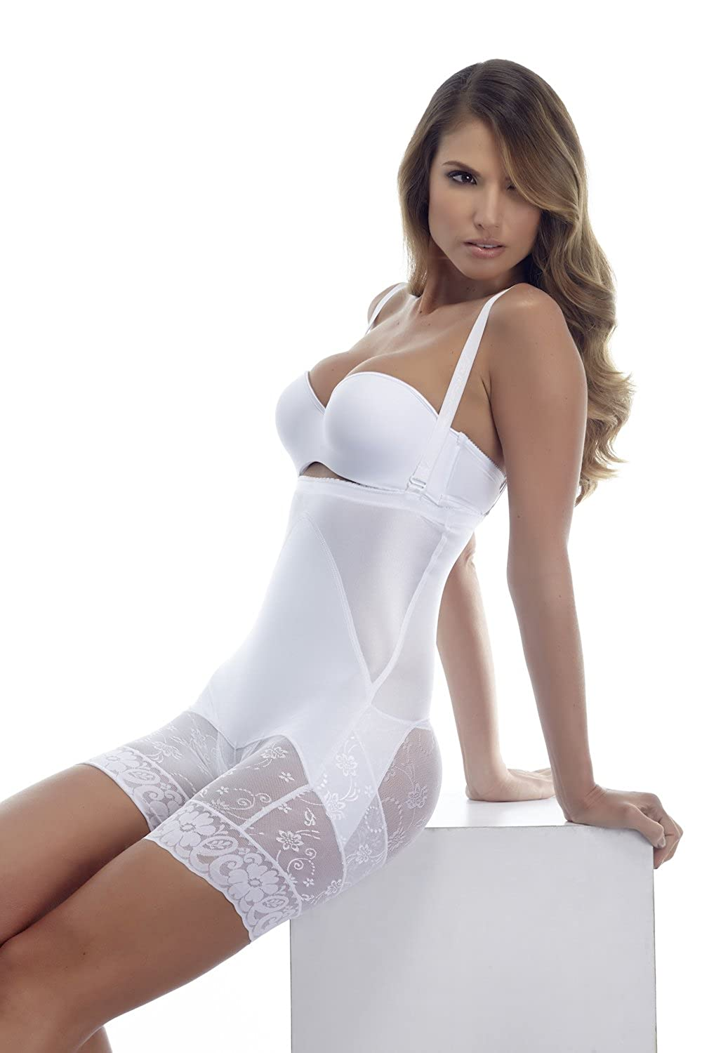 Control Bride Womens Fajas Colombianas Strapless Girdle Bride Wedding Dress Shaper Faja para Vestido de Novia 081651 at Amazon Womens Clothing store: