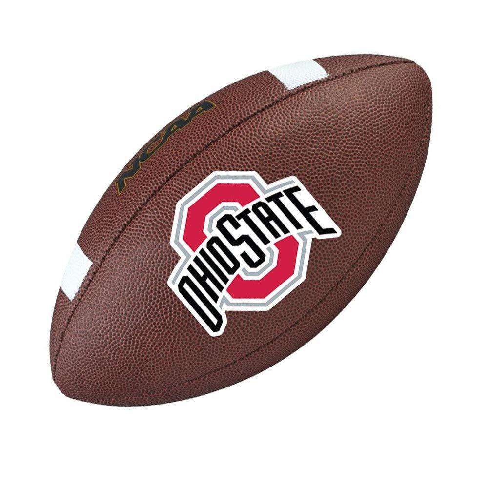 WILSON Ohio State Buckeyes NCAA official senior composite american football