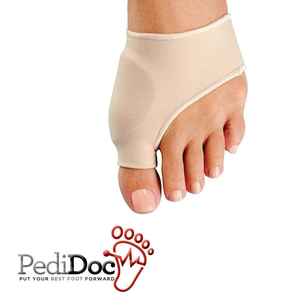 Bunion Corrector and Bunion Relief Sleeve with Gel Bunion Pads Cushion Bunion Protector – Bunion Bootie Provides Great Protection and Treatment for Hallux Valgus Bunion Pain (Medium)