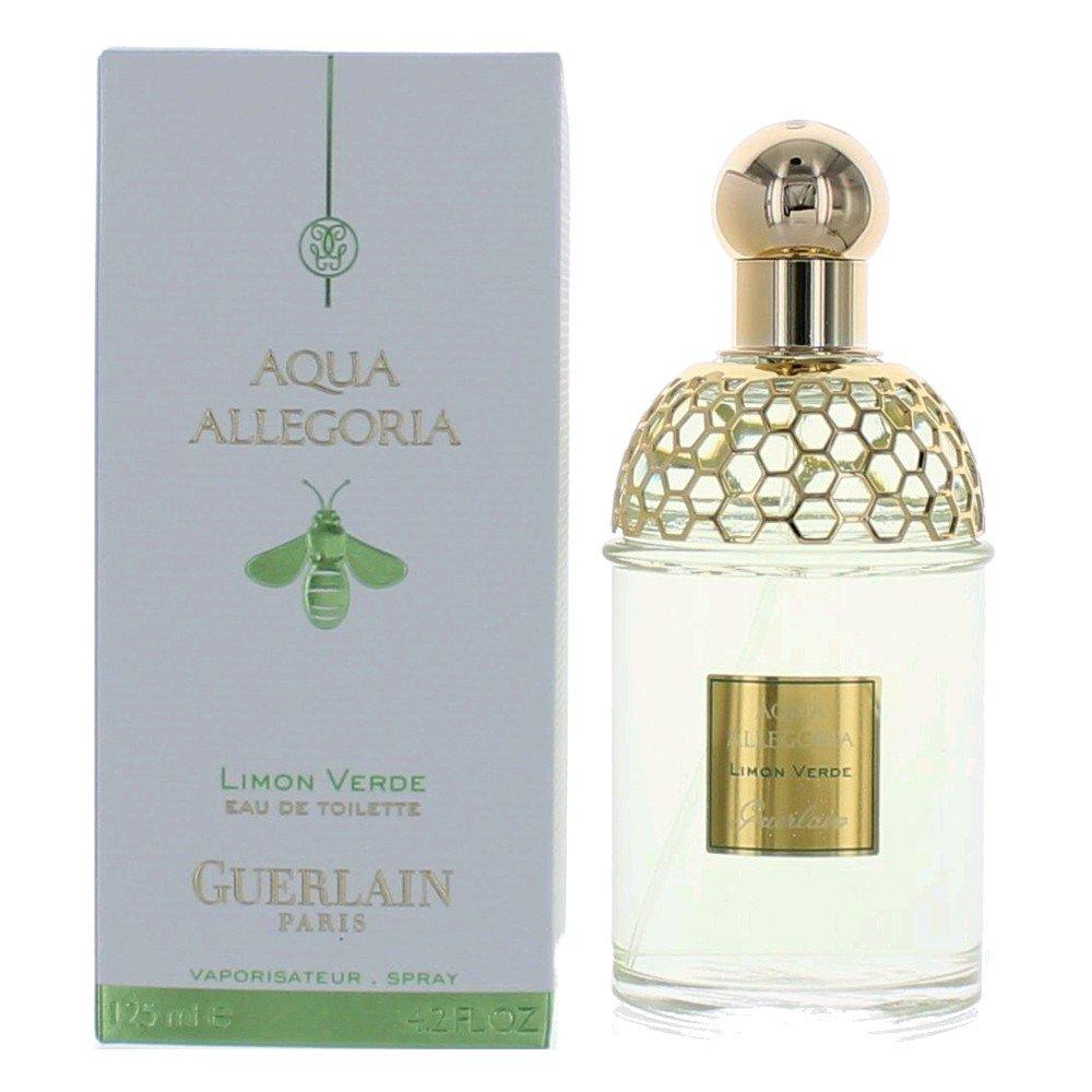 Guerlain Aqua Allegoria Limon Verde Eau de Cologne Spray 3346470116276 G011627
