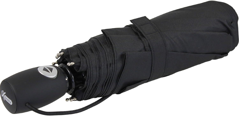 iX-brella mid class Parapluie de poche l/éger et solide avec fonction d/'ouverture et de fermeture automatiques