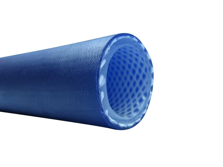 1//2 Zoll Schlauchabmessung:13 mm 25mm Meterware: 1m bis 50m - kleiner Biegeradius in 13mm 1 19mm 3//4 Hochflexibler Trinkwasserschlauch Profiline-Aqua Plus SOFT nach KTW-A 1//2 W270