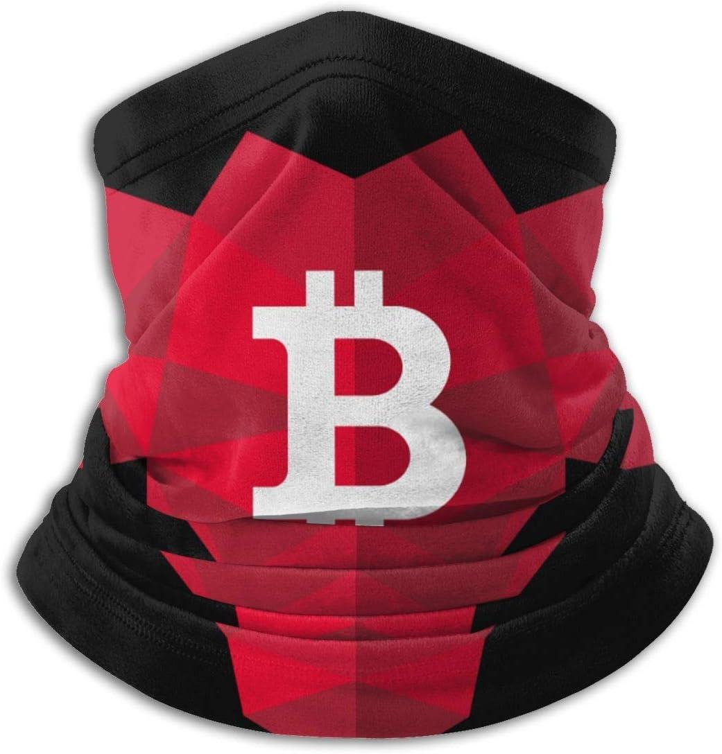 Vince Camu Bull Bitcoin Men S,Calentador De Cuello De ...