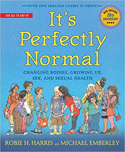 The It's Perfectly Normal by Robie H. Harris product recommended by Nikola Djordjevic on Improve Her Health.