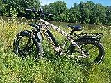 QuietKat FatKat Pannier Rear Bike Rack, Lightweight
