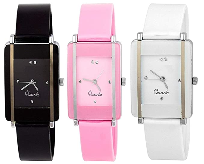 c4310272c Buy Om Sai Bobo Bird Analog Multi Color Dial Watches for Women/Girls (Combo  Pack 3) wbp-015 Online at Low Prices in India - Amazon.in