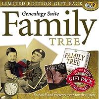Family Tree and FREE Family Tree Book
