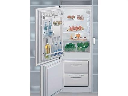 Kühlschrank Kombi : Whirlpool arg a einbau kühl gefrier kombination amazon