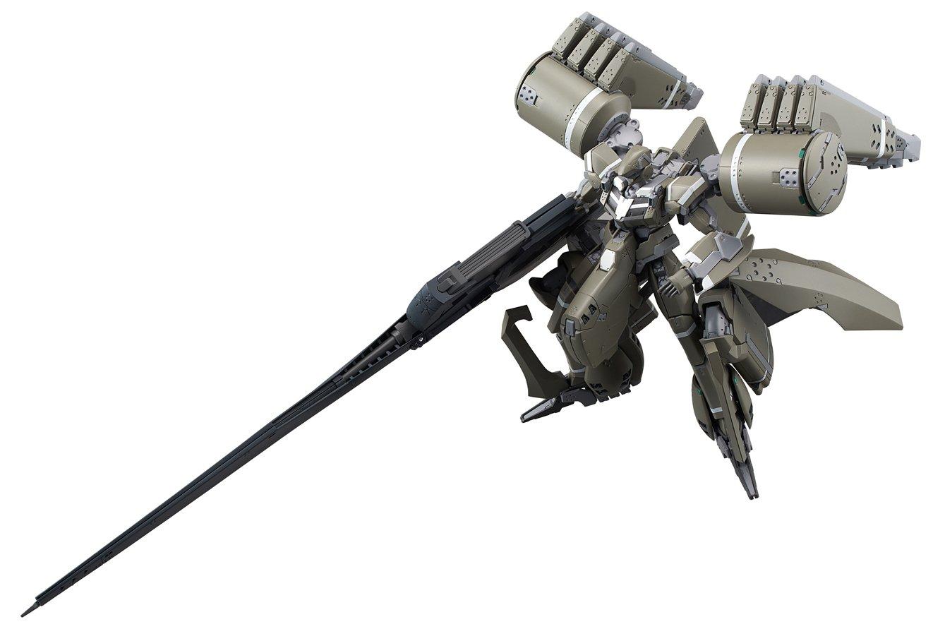 ヴァリアブルアクション アルドノアゼロ KG-7 アレイオン 宇宙用装備 宮沢模型流通限定 約180mm 塗装済み可動フィギュア B017N5CYJE