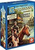 Asmodee CARC03N - Carcassonne Extension - Auberges et Cathédrales - Jeu de Stratégie
