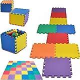 30 Piece Childrens Floor EVA Foam Tiles Play Mat Set - Each Tile 30 x 30cm by FunkyBuys