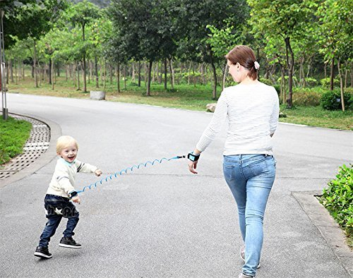 Buy Secro Child Safety Harness Strap Rope - Blue Online at Low Prices in  India - Amazon.in