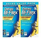 Cheap Osteo Bi-Flex Triple Strength Vitamin D Twin, 80 Count