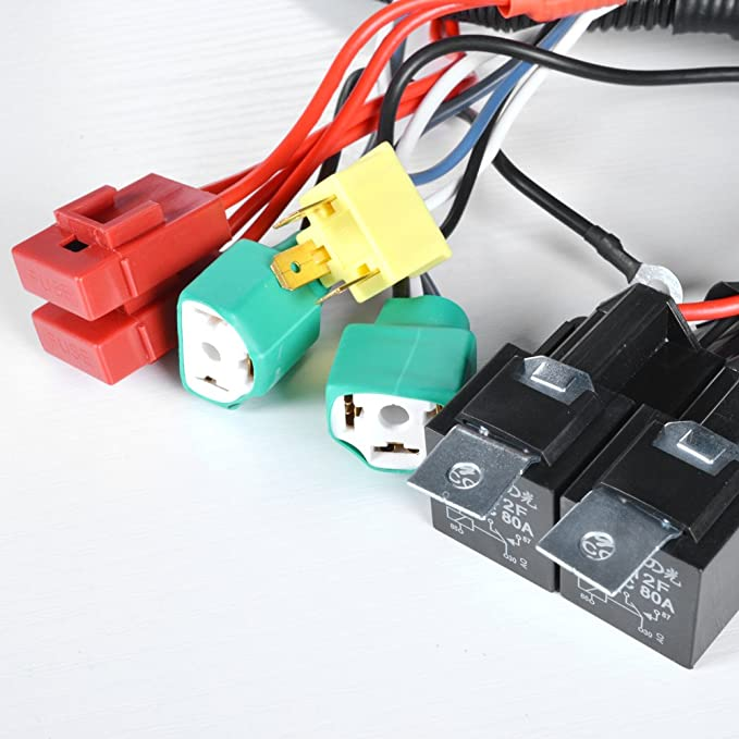 Dual High Low Beam Headlight Relay Wiring Harness H4/9003 With High H Wiring Diagram D on l3 wiring diagram, s10 wiring diagram, s13 wiring diagram, socket wiring diagram, l7 wiring diagram, h3 wiring diagram, d2 wiring diagram, h13 wiring diagram, e1 wiring diagram, a2 wiring diagram, t1 wiring diagram, t12 wiring diagram, t35 wiring diagram, g6 wiring diagram, ul wiring diagram, l6 wiring diagram, pre wiring diagram, t5 wiring diagram, t8 wiring diagram, td wiring diagram,