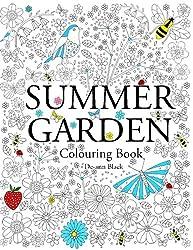 Summer Garden: Colouring Book