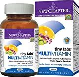 Organic Multivitamin by New Chapter, Tiny Tabs, 192 Tablets