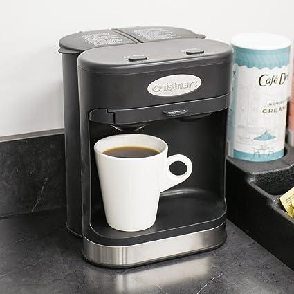 Amazoncom Conair Cuisinart Wcm19 Black 2 Cup Coffeemaker Kitchen