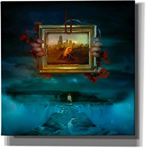 Cortesi Home Dangerous Dreams by Mario Sanchez Nevado Giclee Canvas Wall Art, 37
