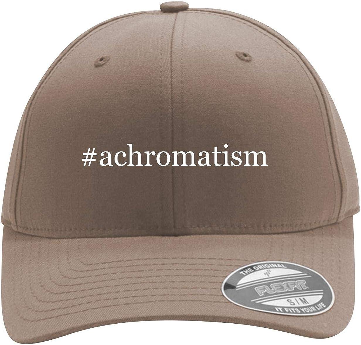 #Achromatism - Men's Hashtag Flexfit Baseball Cap Hat