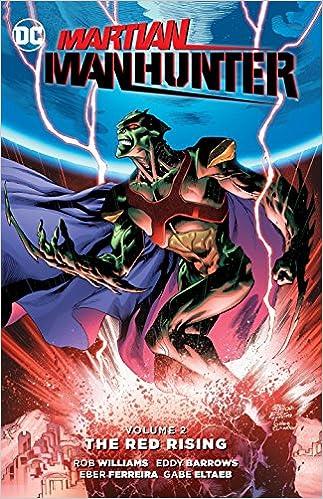 Amazon com: Martian Manhunter Vol  2: The Red Rising