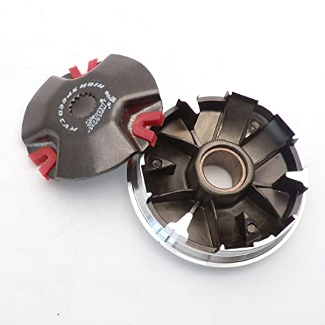 Amazon.com: YunShuo High Performance Racing Variator YAMAHA JOG Qianjiang 90 21mm Scooter Moped: Automotive