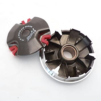 yunshuo Performance Racing variator Set Yamaha jog90 21 mm Jog 90 Roller 2 Stroke: Amazon.es: Coche y moto