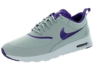 Nike Air Max Thea Grau Lila