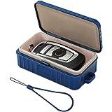 MONOJOY Faraday Key Fob Protector Faraday Bag, Anti-Theft Car Key Pouch, Signal Blocking Key Fob Case Waterproof Faraday Cage